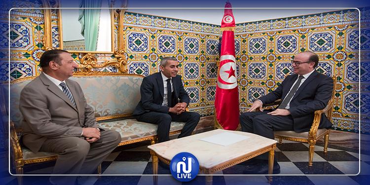 Fakhfakh rencontre des présidents de groupes parlementaires