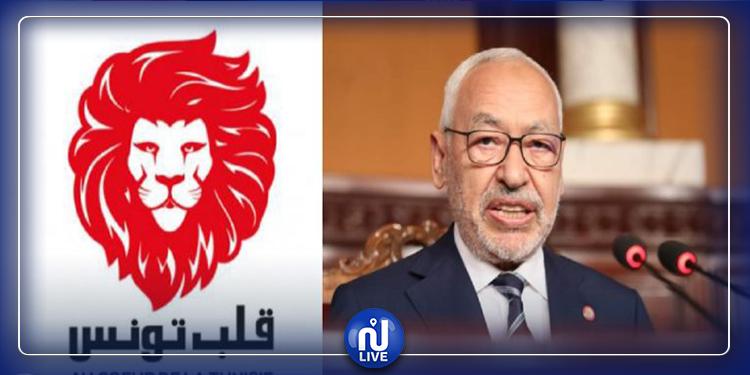 راشد الغنوشي: كان من الأفضل أن يكون قلب تونس في الحكم