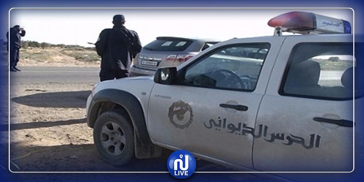 سليانة: القبض على أحد المتورطين في الاعتداء على 4 أعوان ديوانة