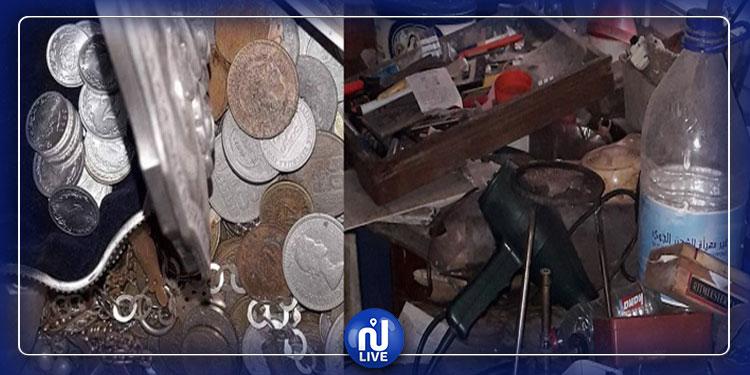 صفاقس: الكشف عن ورشة عشوائية لصناعة المجوهرات (صور)