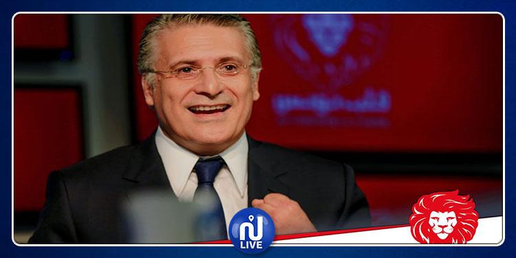 نبيل القروي: موقف قلب تونس من تكوين حكومة وحدة وطنية لا يزال ثابتا