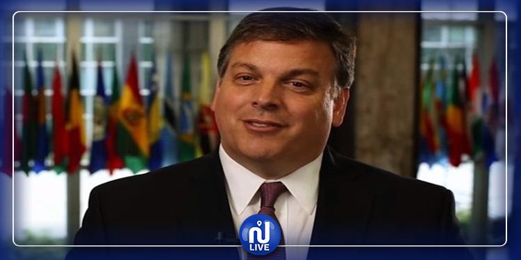 السفير الأمريكي يشكر قوات الأمن التونسية