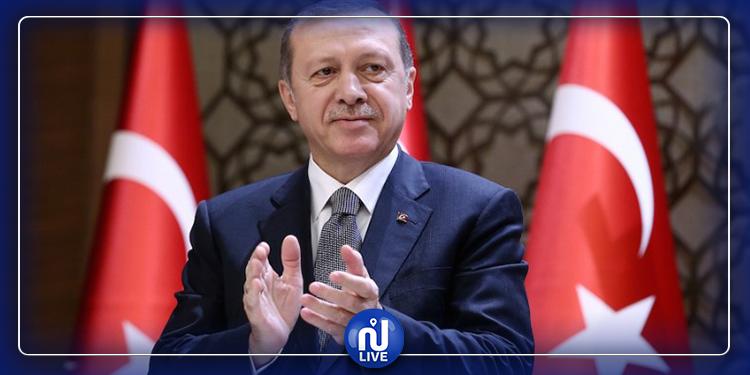 أردوغان يتبرع براتب 7 أشهر لحملةفيروس كورونا