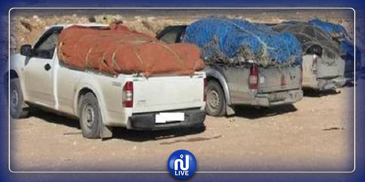 بين بن عروس وباجة: حجز بضاعة مهربة بقيمة 62 ألف دينار