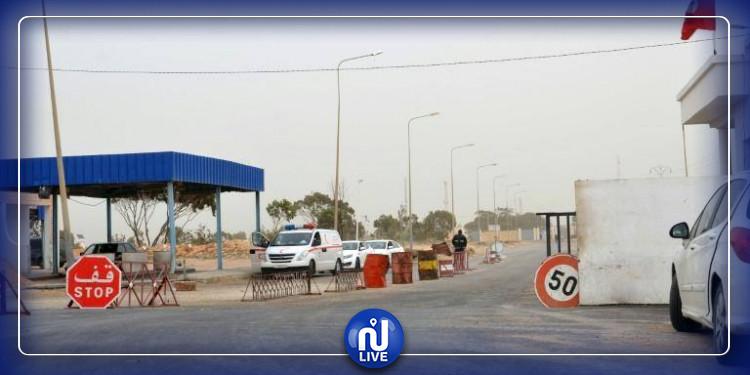 Libye: Suspension des vols et fermeture des frontières avec la Tunisie