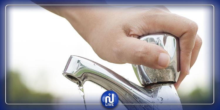 انقطاع الماء الصالح للشراب بولايتي تونس وأريانة