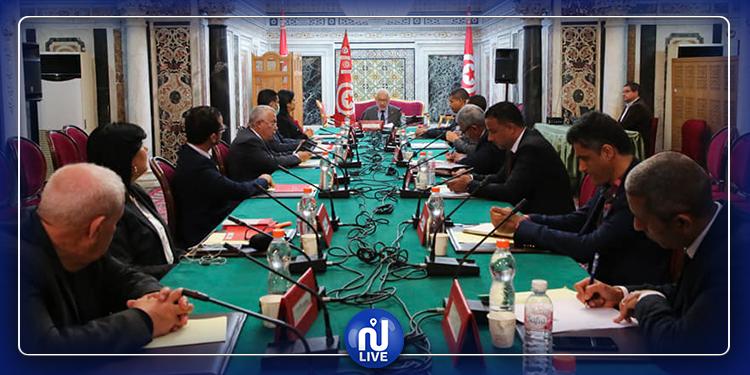 نتائج اجتماع رؤساء الكتل البرلمانية بخصوص فيروس كورونا