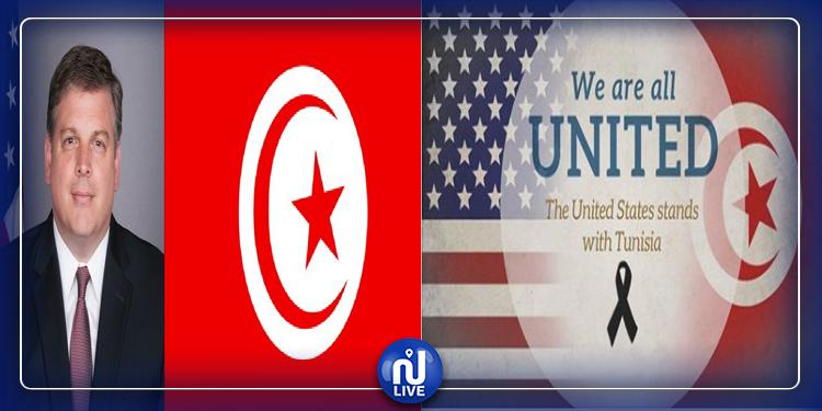Donald Blome salue le professionnalisme des forces de sécurité tunisiennes