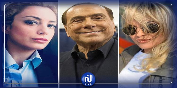 Berlusconi quitte sa petite amie pour une femme plus jeune
