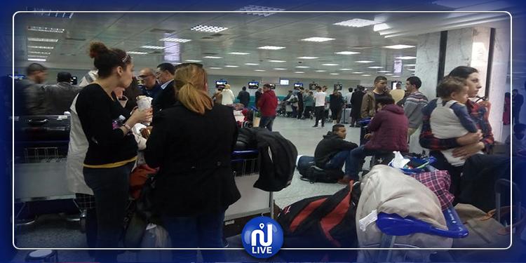 تفاصيل رحلات الإجلاء بين تونس وفرنسا