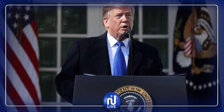 الرئيس الأمريكي يستعد لاعلان حالة الطوارئ بسبب فيروس كورونا