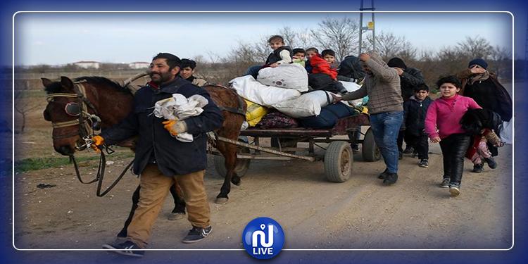 Migrants : Les tensions augmentent à Lesbos