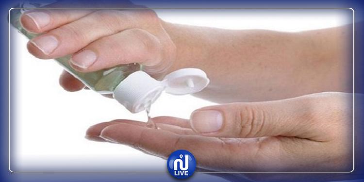 منوبة: حجز كمية من السائل المعقم غير الصالح للاستعمال