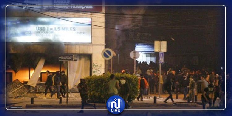 لبنان: وفاة شاب إثر مواجهات بين متظاهرين وعسكريين