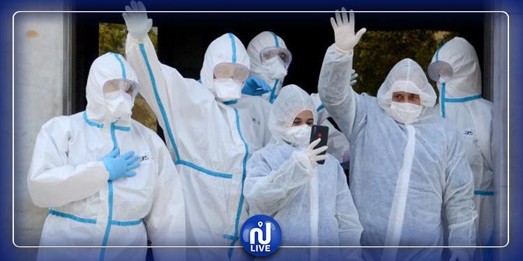 بن عروس: شفاء 62 حالة من فيروس كورونا