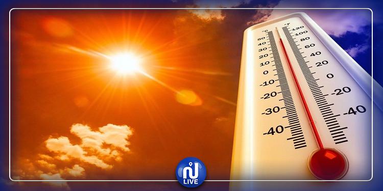 طقس اليوم: الحرارة تصل إلى مستوى الأرقام القياسية