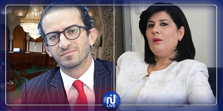 بعد تلقيها تهديدات بالقتل: أسامة الخليفي يتضامن مع عبير موسي