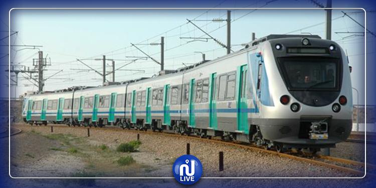 بداية من 4 ماي: أوقات قطارات أحواز تونس والساحل