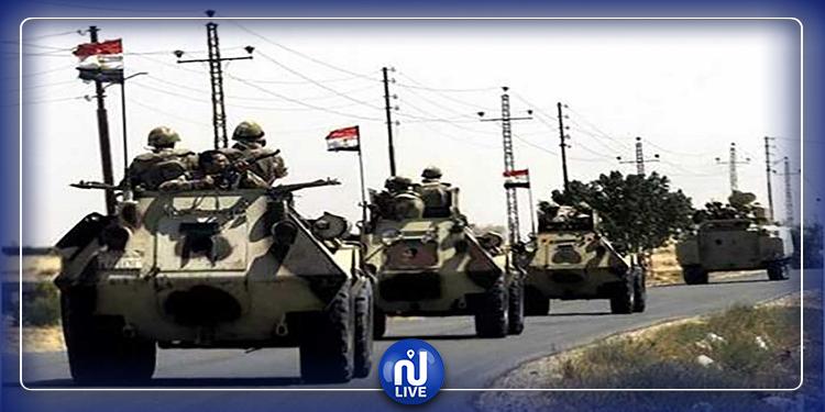 مصر: مقتل 19 إرهابيا في سيناء