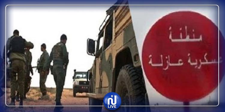 رمادة: إحباط عملية تهريب في المنطقة الحدودية العازلة