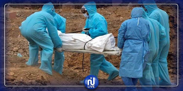 حصيلة الوفيات بفيروس كورونا في العالم