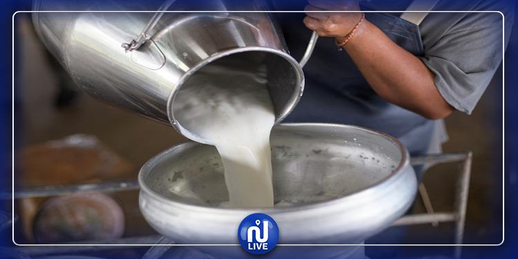 النقابة التونسية للفلاحين تطالب بالترفيع في سعر الحليب عند الإنتاج