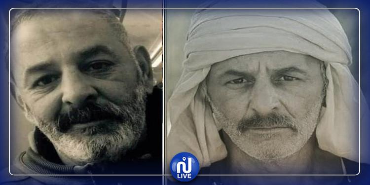 وفاة الممثل الجزائري جمال بارك