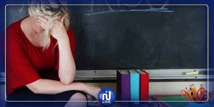 50 تلميذا يتحرشون بمدرّسة تفطّنت لعملية غشّ