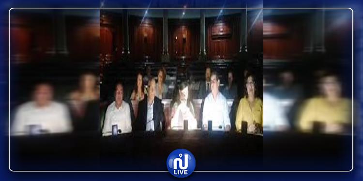 ARP : Abir Moussi et des députés du PDL organisent un sit-in