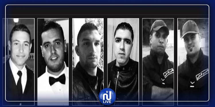 جندوبة تحيي الذكرى الثانية لاستشهاد 6 من أعوان الحرس الوطني