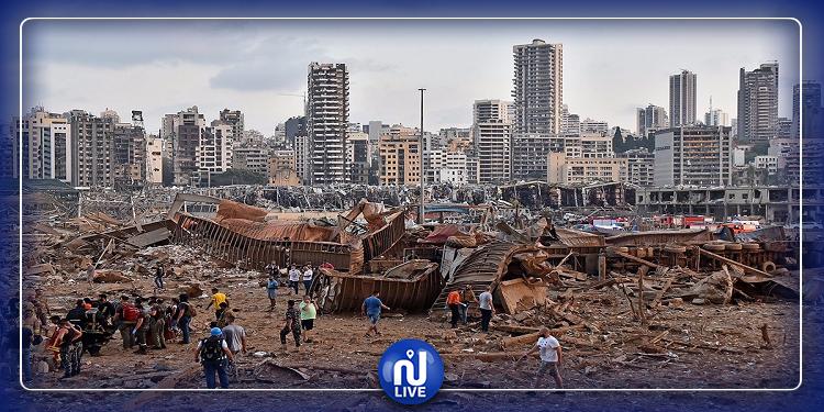 حصيلة جديدة لانفجار بيروت