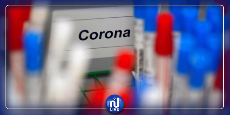 توزيع الإصابات الجديدة بفيروس كورونا حسب الولايات