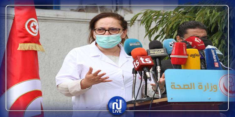 نصاف بن علية: الوضع الوبائي حرج في هذه الولايات