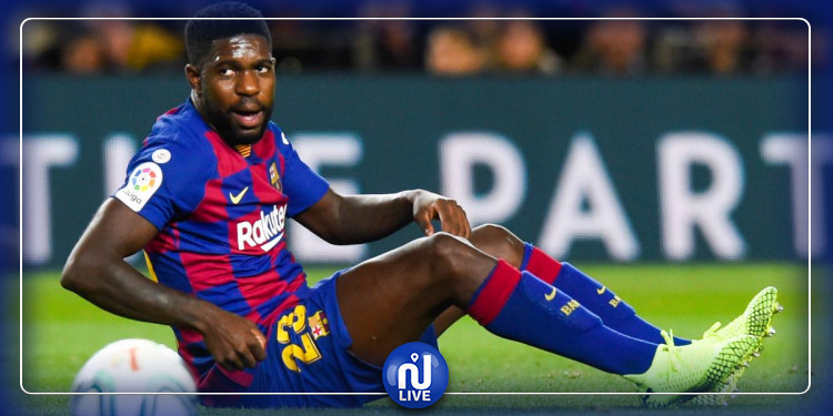 Foot-transfert : Samuel Umtiti ne veut pas quitter le Barça