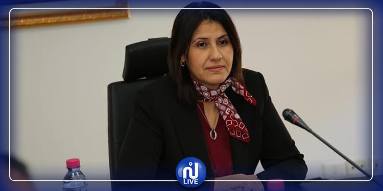 الوزيرة أسماء السحيري تتعرض إلى حادث مرور