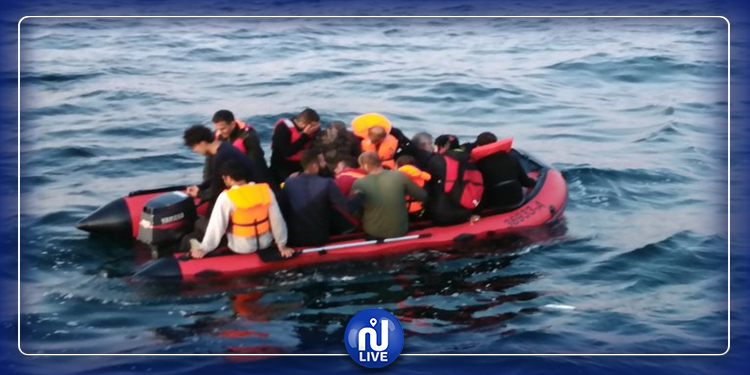 فرنسا تنقذ 33 مهاجرا غير شرعي من الغرق