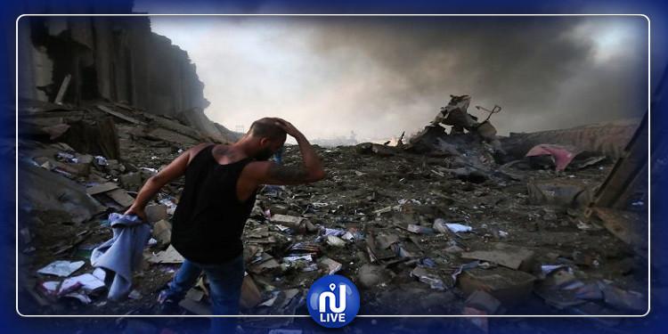 ارتفاع عدد ضحايا انفجار بيروت إلى 154 شخصا