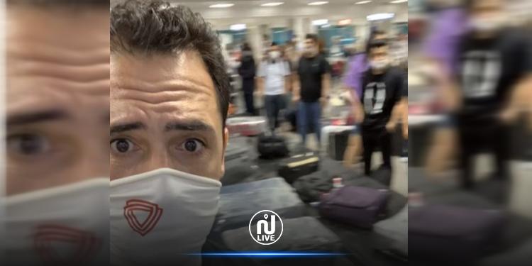 ظافر العابدين ينتقد الحالة المتردية لمطار قرطاج (فيديو)