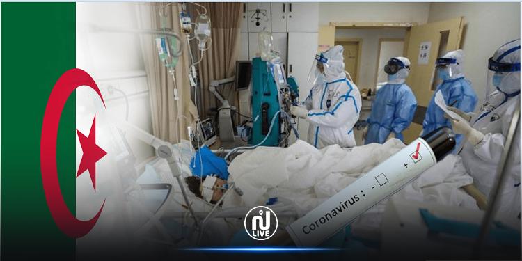 الجزائر: إصابات كورونا تقارب حاجز الـ 50 ألف