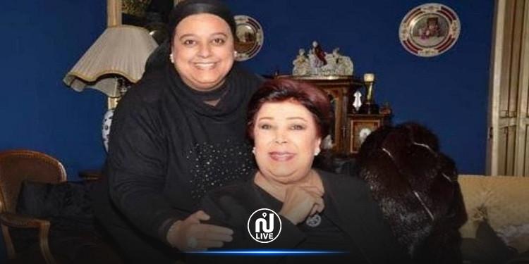 ابنة رجاء الجداوي تكشف من نقل عدوى كورونا لوالدتها