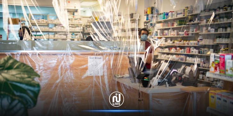 نابل: تسجيل إصابة بفيروس كورونا لعاملة بصيدلية