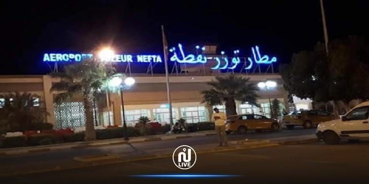 بعد غلق لـ 3 أشهر: إعادة فتح مطار توزر نفطة الدولي
