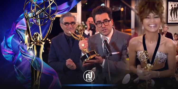 أبرز الفائزين بجوائز ''إيمي'' لسنة 2020