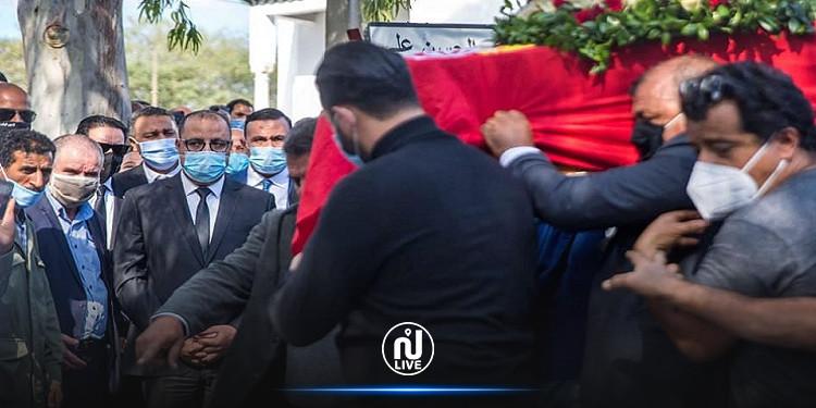 المشيشي يقدم واجب العزاء في وفاة بوعلي المباركي