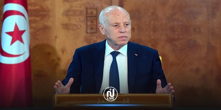 الاتحاد الوطني للشباب التونسي: من اليوم قيس سعيّد لا يمثّلنا