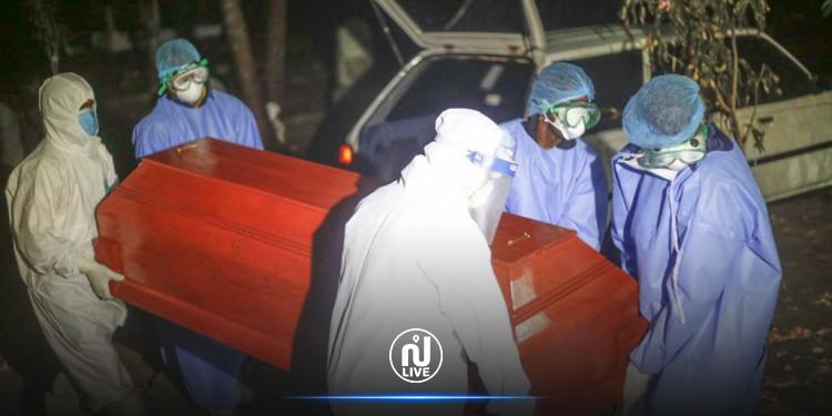 كورونا: الوفيات ترتفع إلى 1317 حالة !
