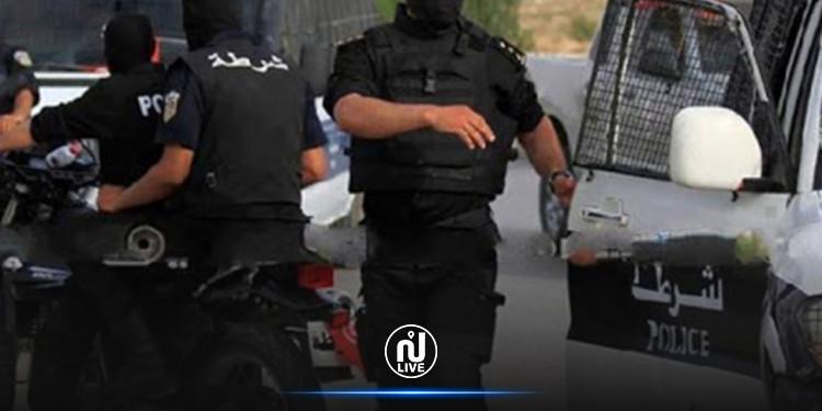 القصرين: حملة أمنية تسفر عن جملة من الايقافات