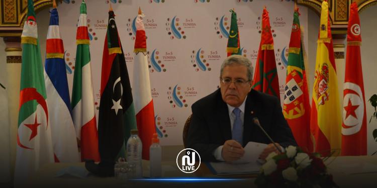 الملف الليبي: أبرز محاور اجتماع وزراء خارجية الحوار 5+5