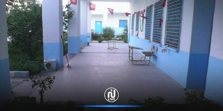 المرسى: غلق المعهد الثانوي بحي الرياض
