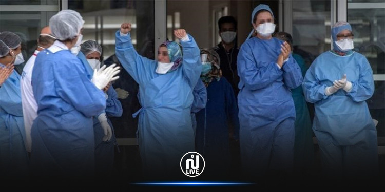 68464 حالة شفاء من فيروس كورونا في تونس